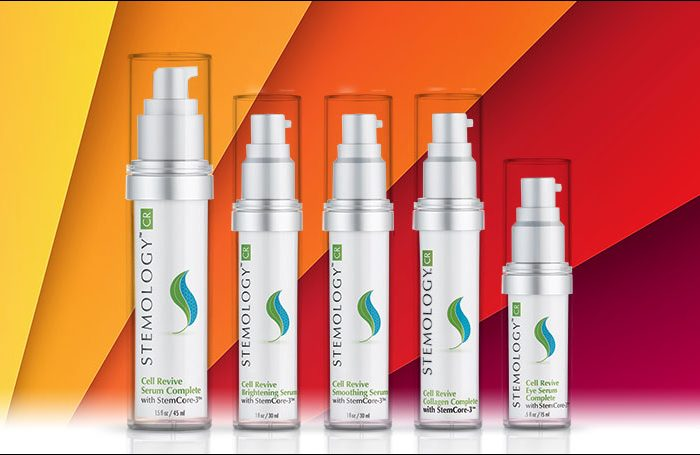 Layering Serum Products