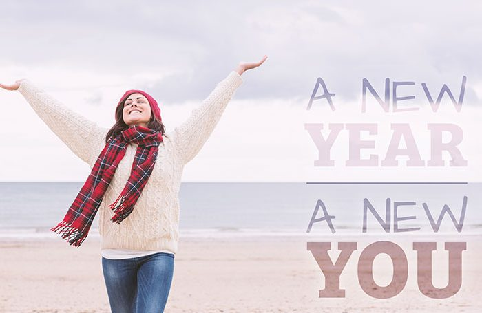 Preparing for New Year, New You